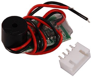 LiPo low voltage alarm