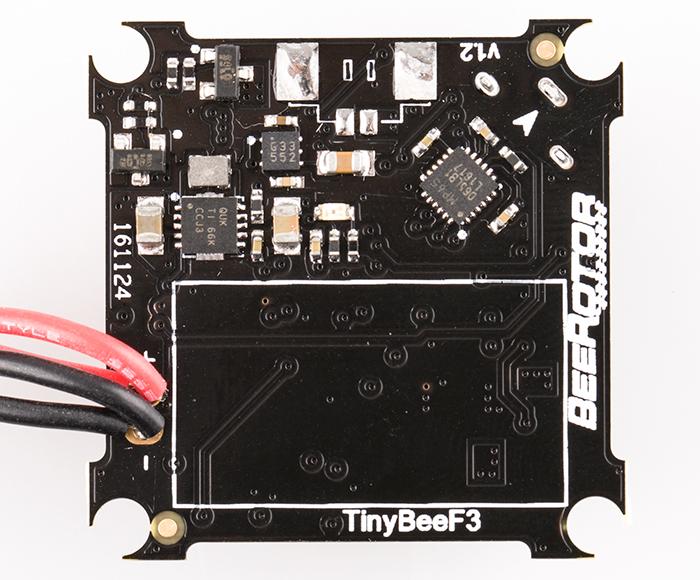 TinyBee F3 Back