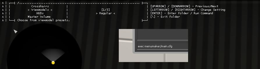 GitHub - citrusCS/csgo-menu-maker: Interactive UIs in vanilla