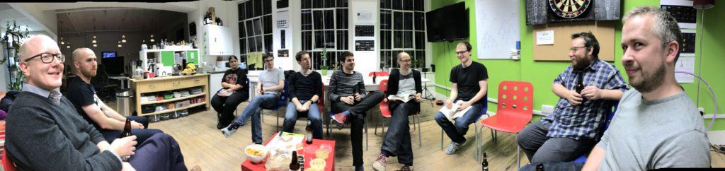 Meeting panorama