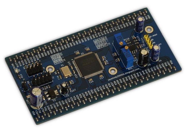 MAX-II DAC Module