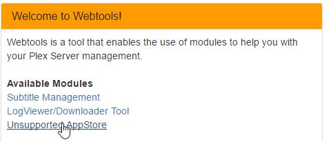 Installation NVIDIA SHIELD · trakt/Plex-Trakt-Scrobbler Wiki · GitHub