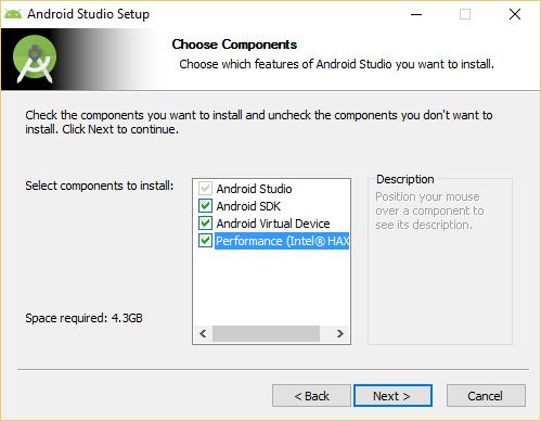 Installation Instructions On Windows Intel Haxm Wiki Github