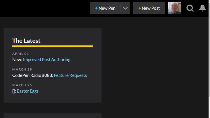 Setting up a Template on Codepen · jnmorse/react-webpack Wiki · GitHub