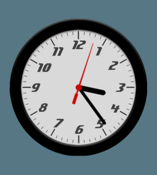 AnalogClock