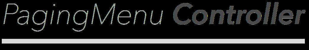 PagingMenuController-Clickbalance