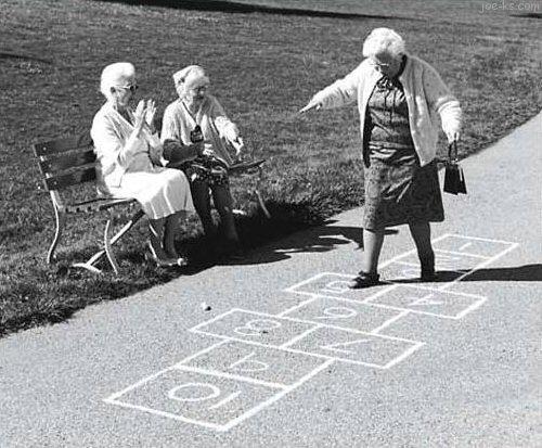 Hopscotch for Seniors