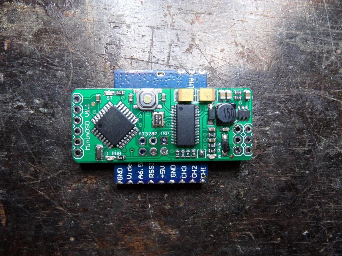 Mini Tuner  U00b7 Markohoepken  Rx5808 Pro Osd Wiki  U00b7 Github