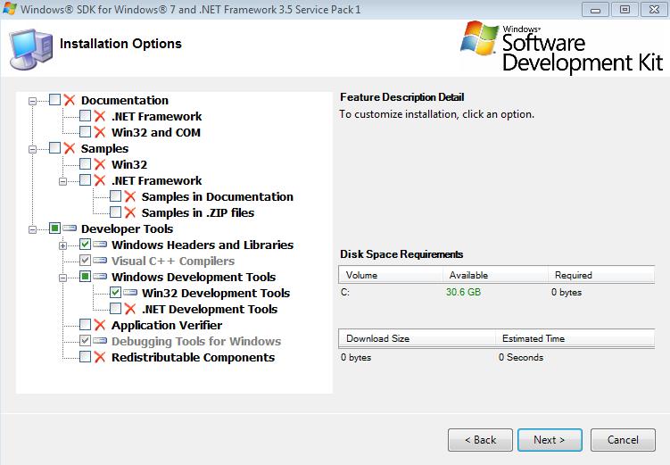 Development Windows] Setting up a development environment · menpo