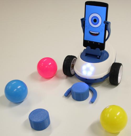 The ROBOBO mobile robot