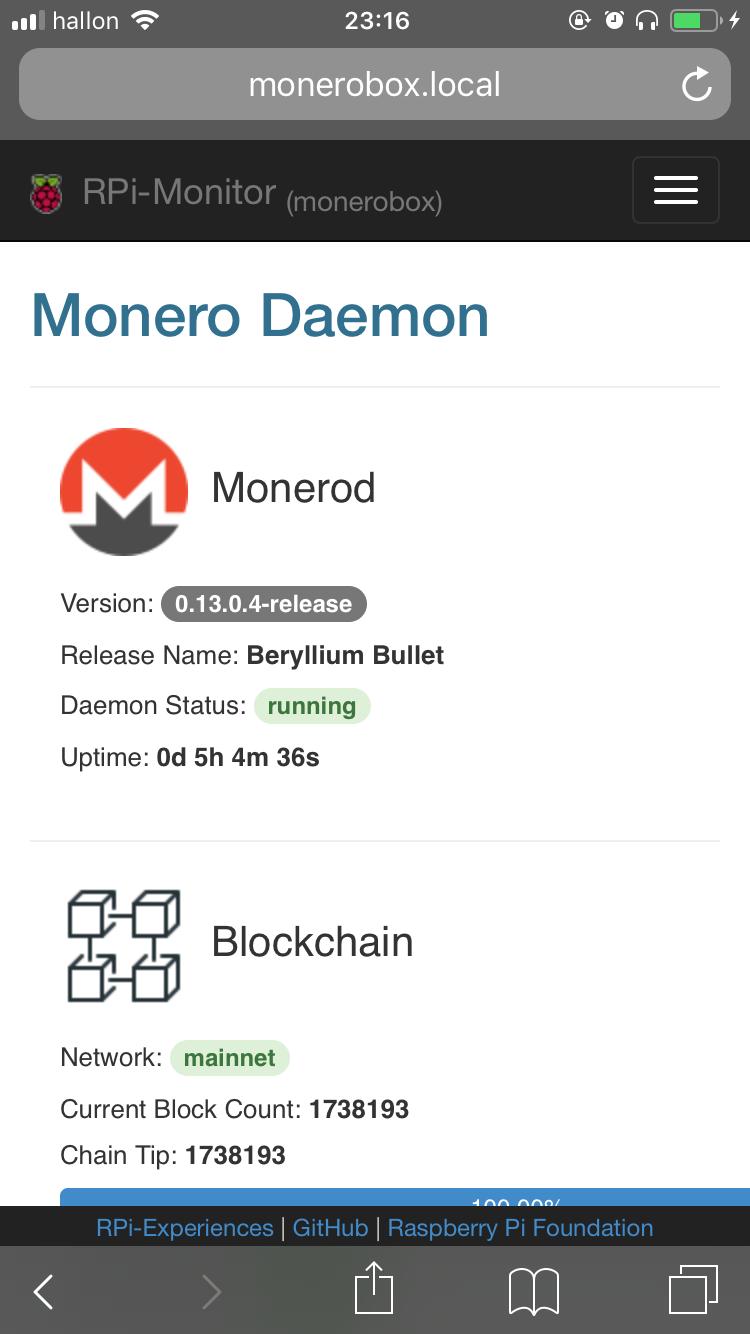 Monerobox