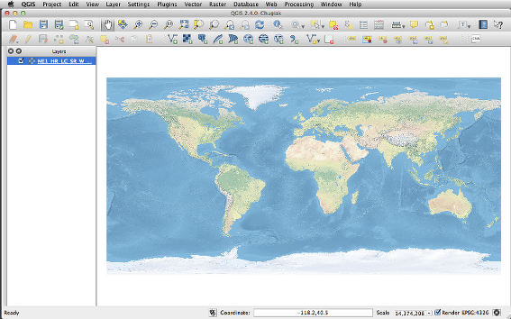 Tutorial for creating polygons in QGIS · mtop