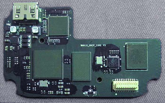 GL300 Connectors HDMI core board v3 top