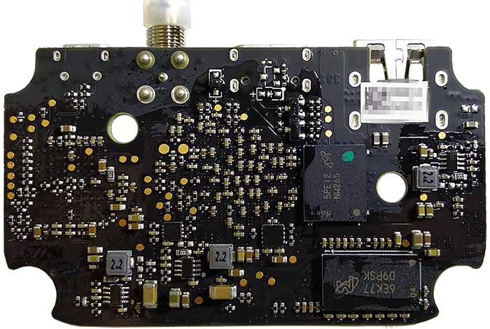 GL300 Connectors HDMI with SDI board v2 B bottom
