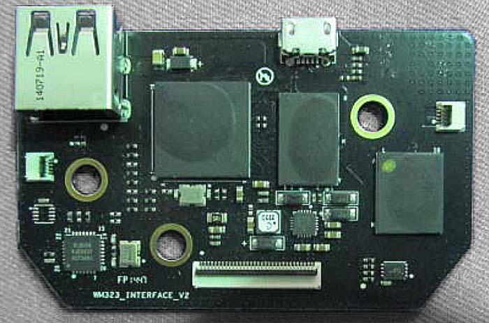 GL300 Connectors w/decoder board v2 top