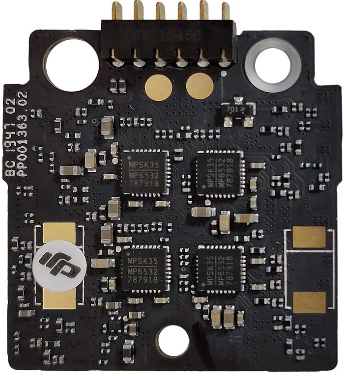 WM160 ESC and Power board v2 A btm