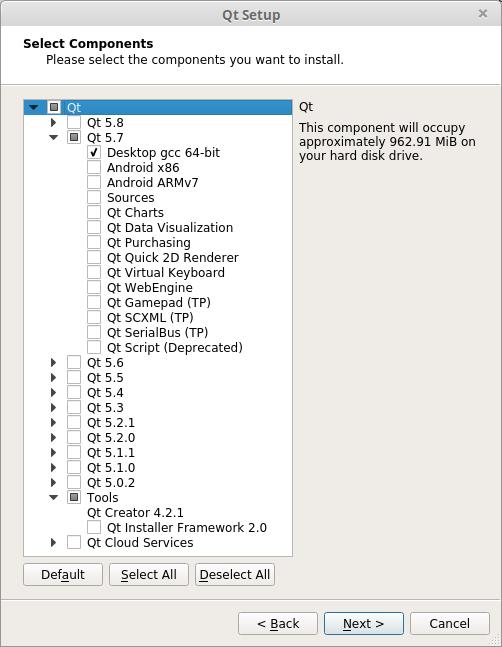 OpenTX 2 2 Build With QtCreator (Win Linux OSX) · opentx/opentx Wiki