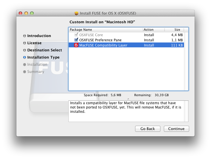 How to Mount EXT4 Linux File Systems on a Mac with OS X Fuse