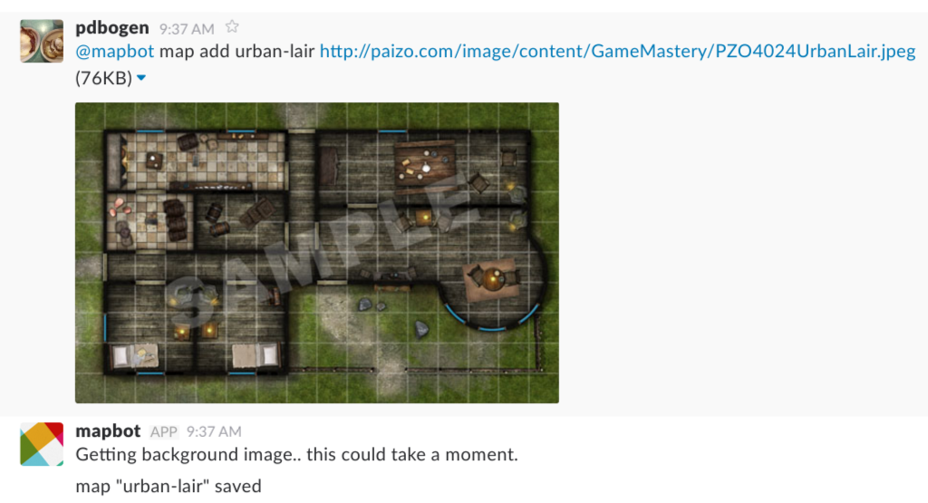 Map Add Screenshot