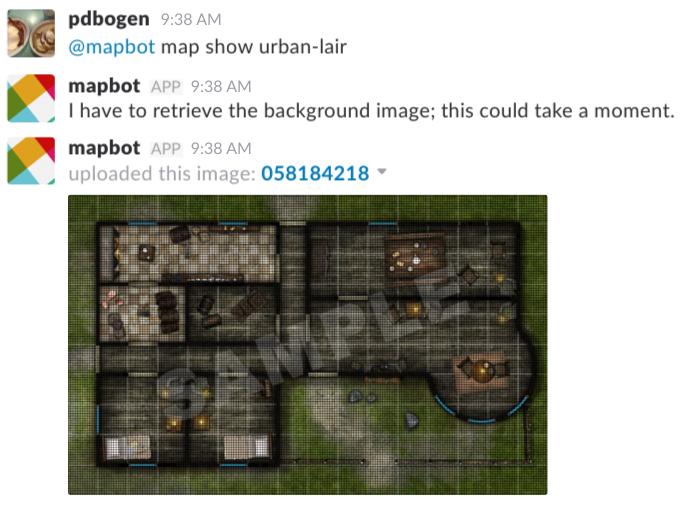 Map 10 DPI Screenshot