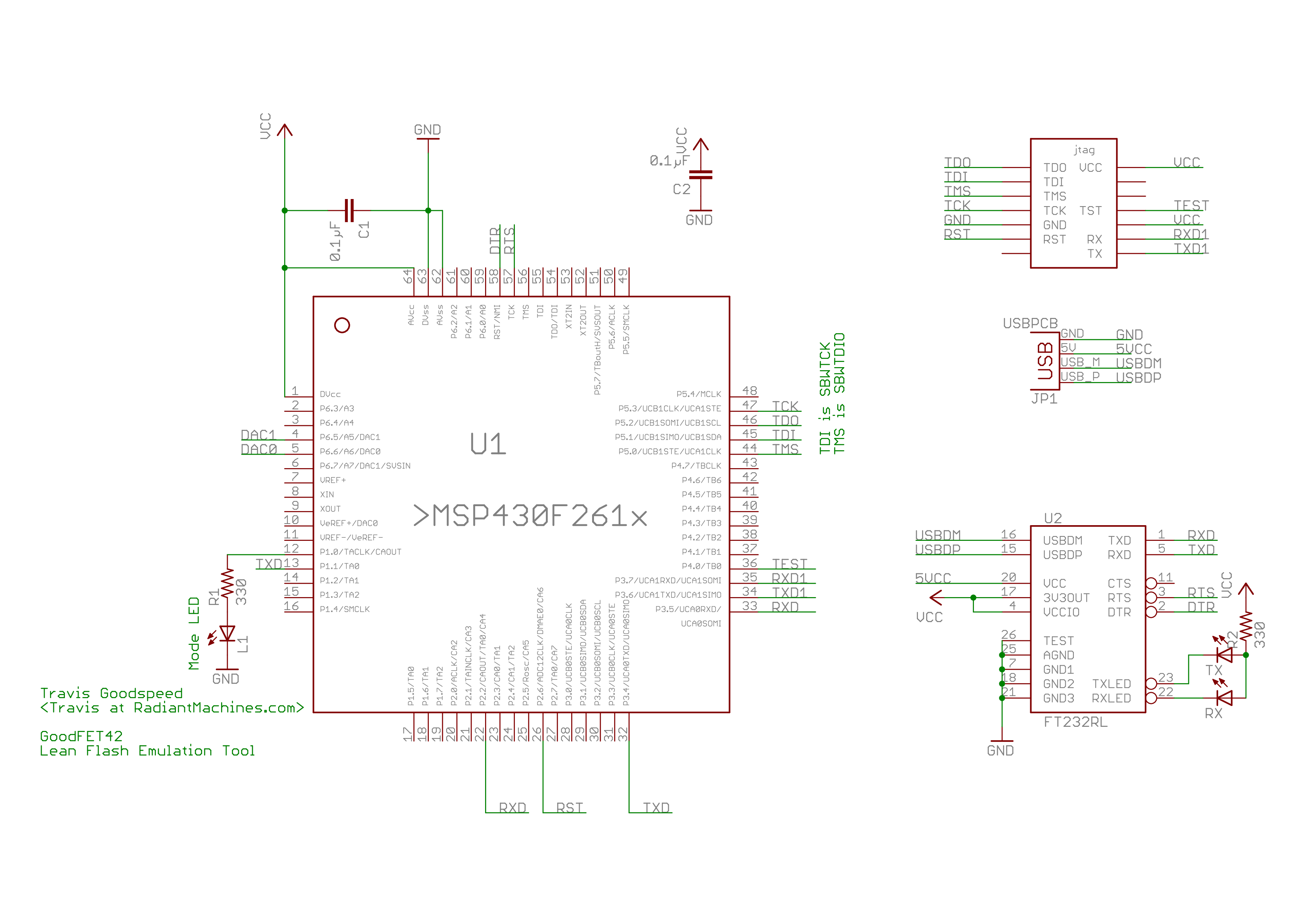 Goodfet Pscholl Wsnlab Wiki Github Ftdi Cable Schematic The Labelschematic