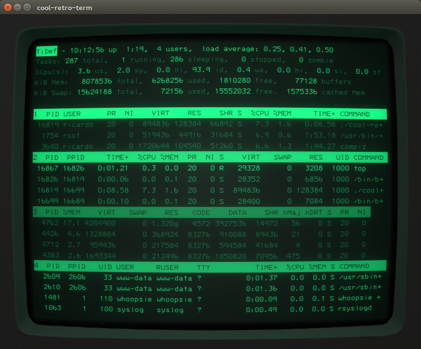 GitHub - rbanffy/3270font: A 3270 font in a modern format