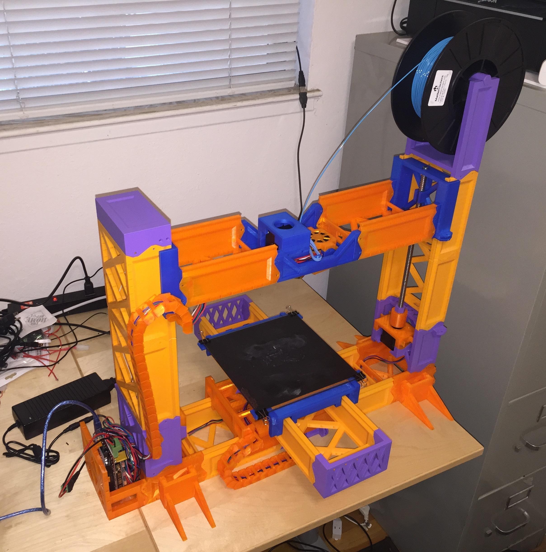 Принтер для стен как сделать