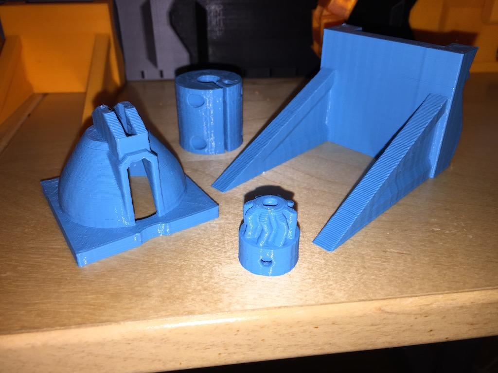 Snappy Printed Parts 2