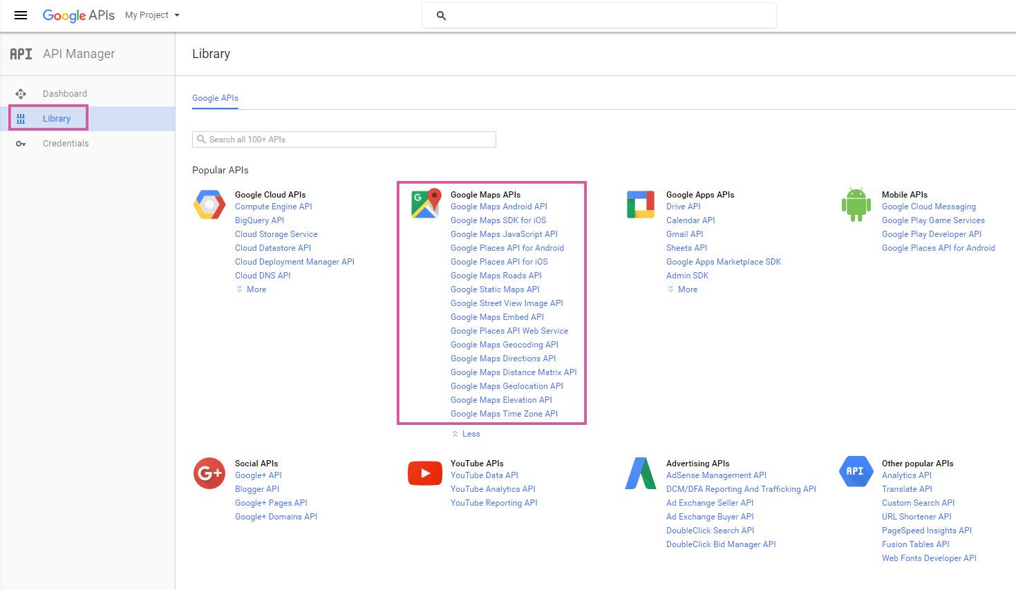 Enter Google Maps API Key · rvalitov/widgetkit-map-ex Wiki