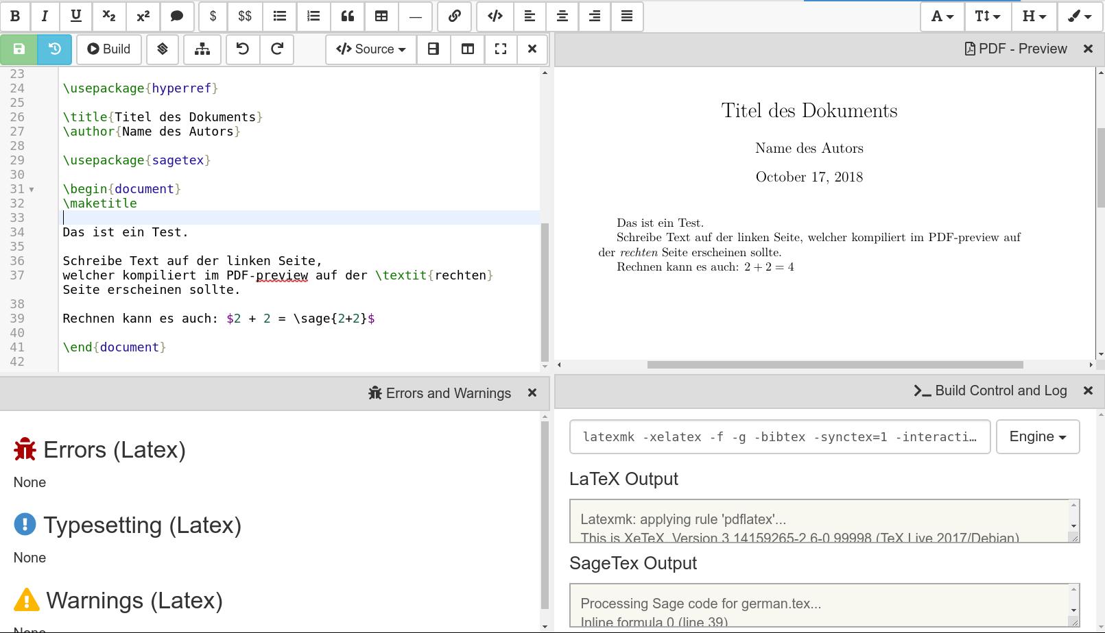 Latex insert multiple documents
