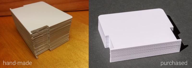 comparison of flaps