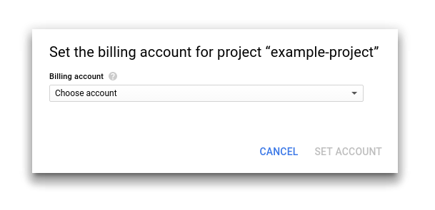 gcloud-enable-billing