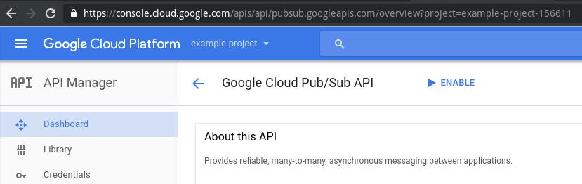 gcloud-enable-pubsub