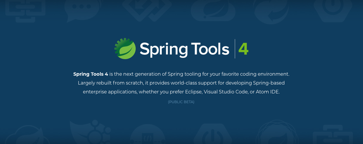 spring tools 4