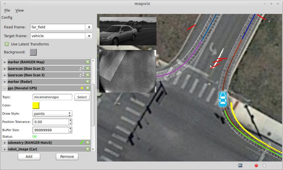 GitHub - swri-robotics/mapviz: Modular ROS visualization
