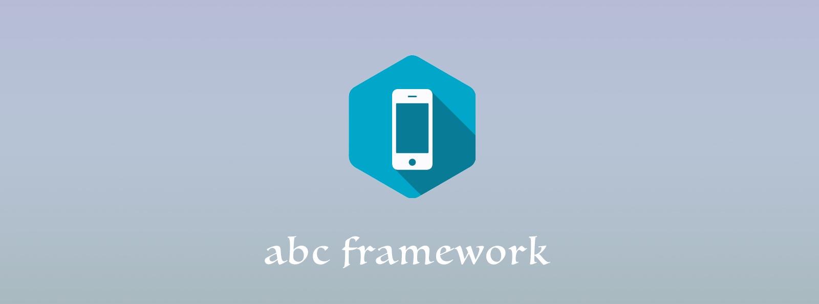 Abc framework