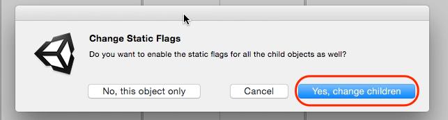 ChangeStaticFlags