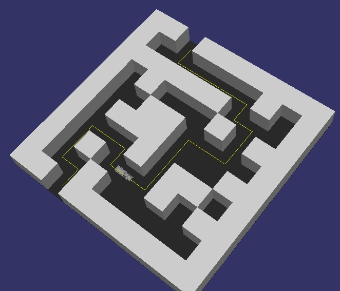 MicroPather example