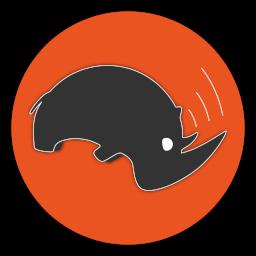 Rolling Rhino