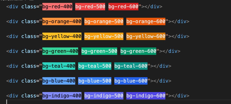 Color Bg