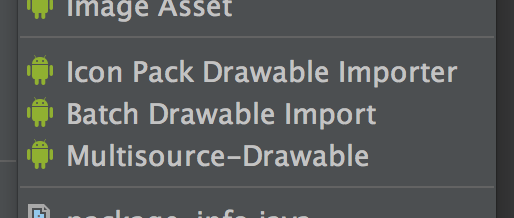 android-drawable-importer-intellij-plugin