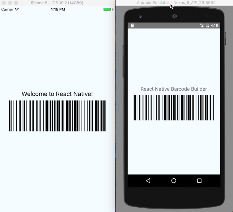 react-native-barcode-builder - npm