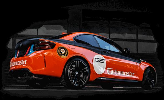 BMW Folientechnik Schweiz