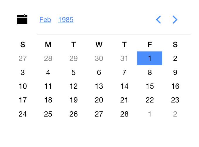 ionic-calendar-date-picker - npm
