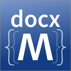 DocxMutache Logo