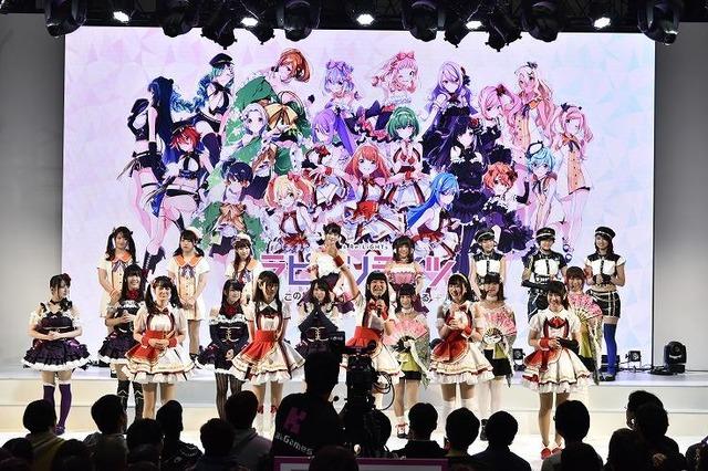 2018年3月24日「AnimeJapan 2018」出道演出/全组合登台