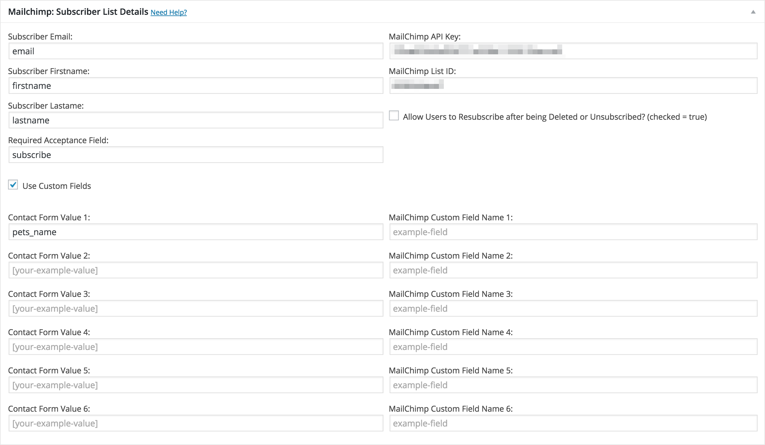 GitHub - wukerplank/contact-form-7-mailchimp: An extension to the ...