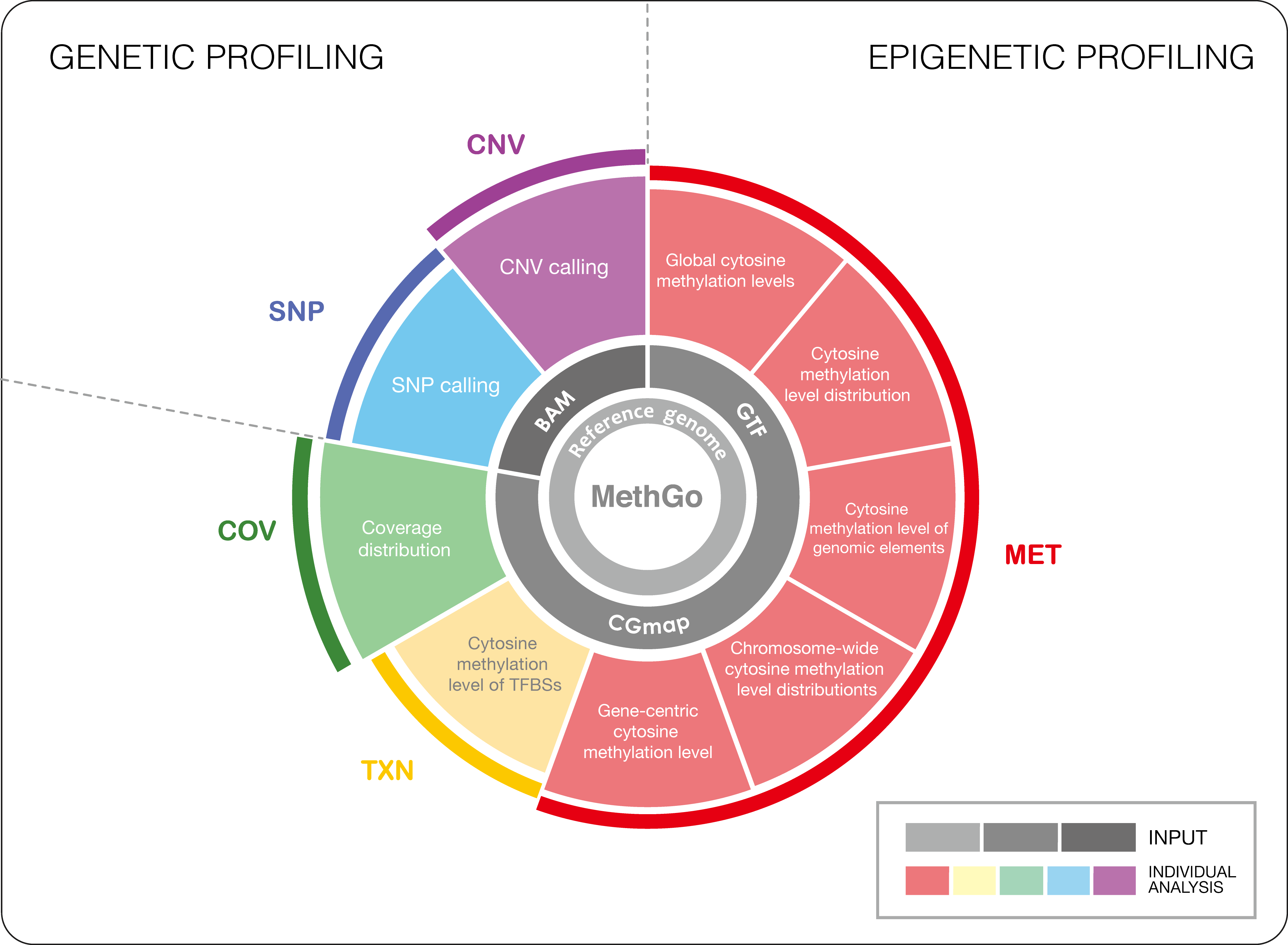 Overview of MethGo