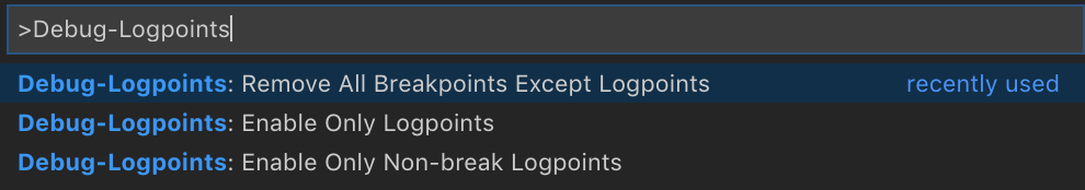 Logpoint Manager Command
