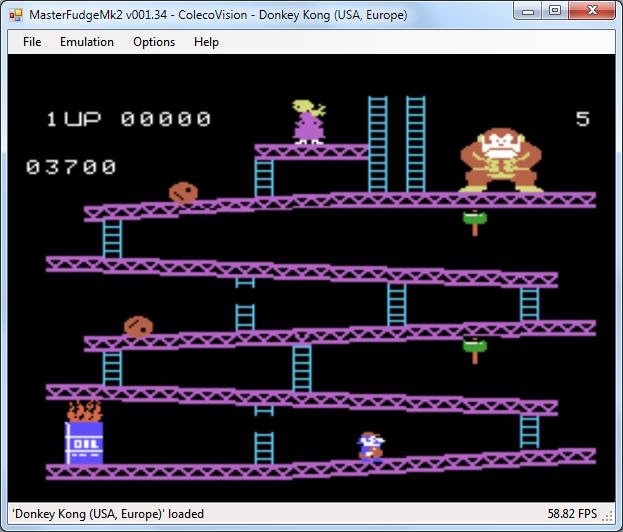 GitHub - xdanieldzd/MasterFudgeMk2: 8-bit game system